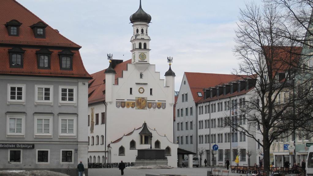 Rathaus Kempten