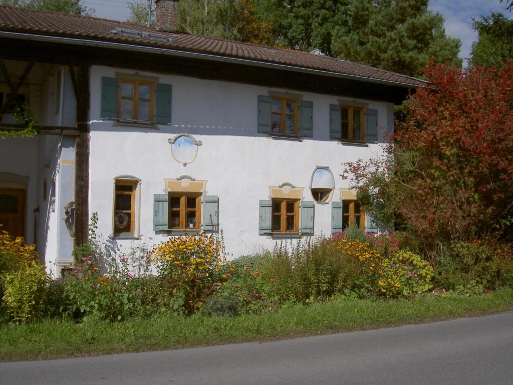 Altes Flösserhaus