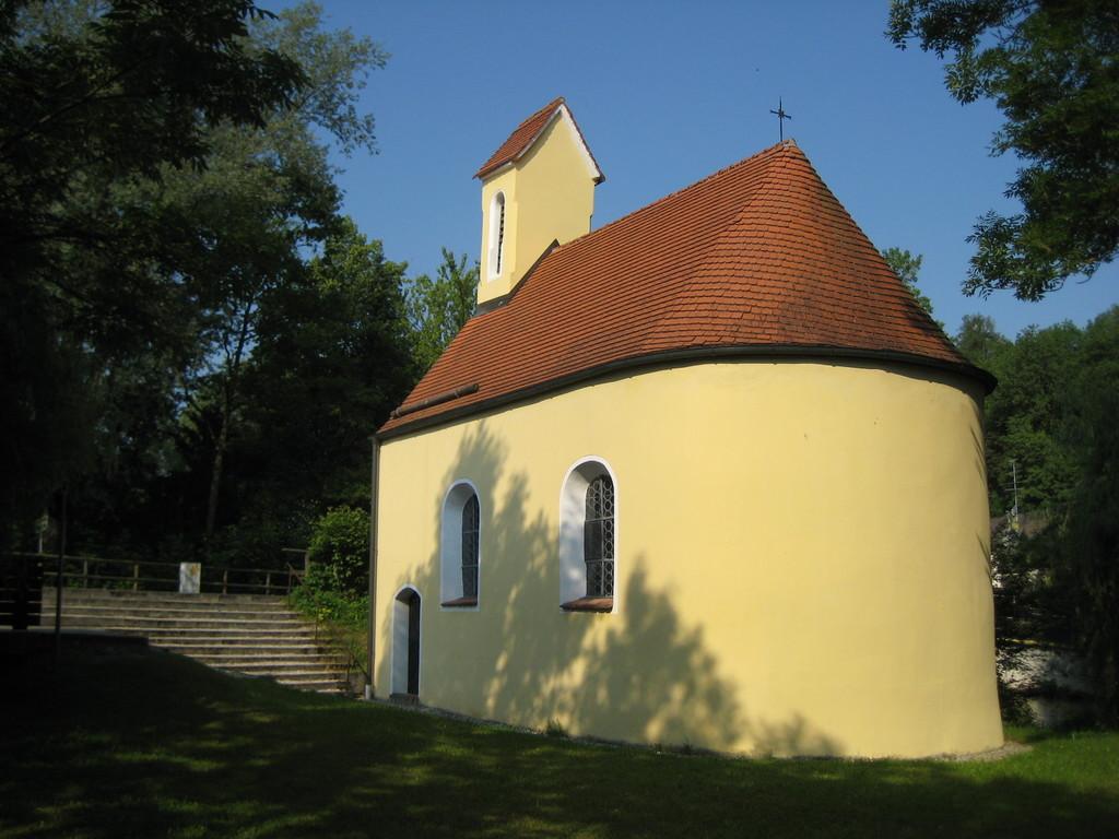 Kapelle auf der Amperinsel