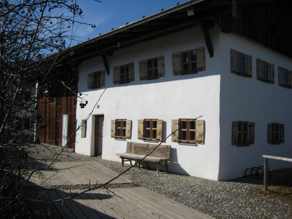 Flößermuseum in Lechbruck am See