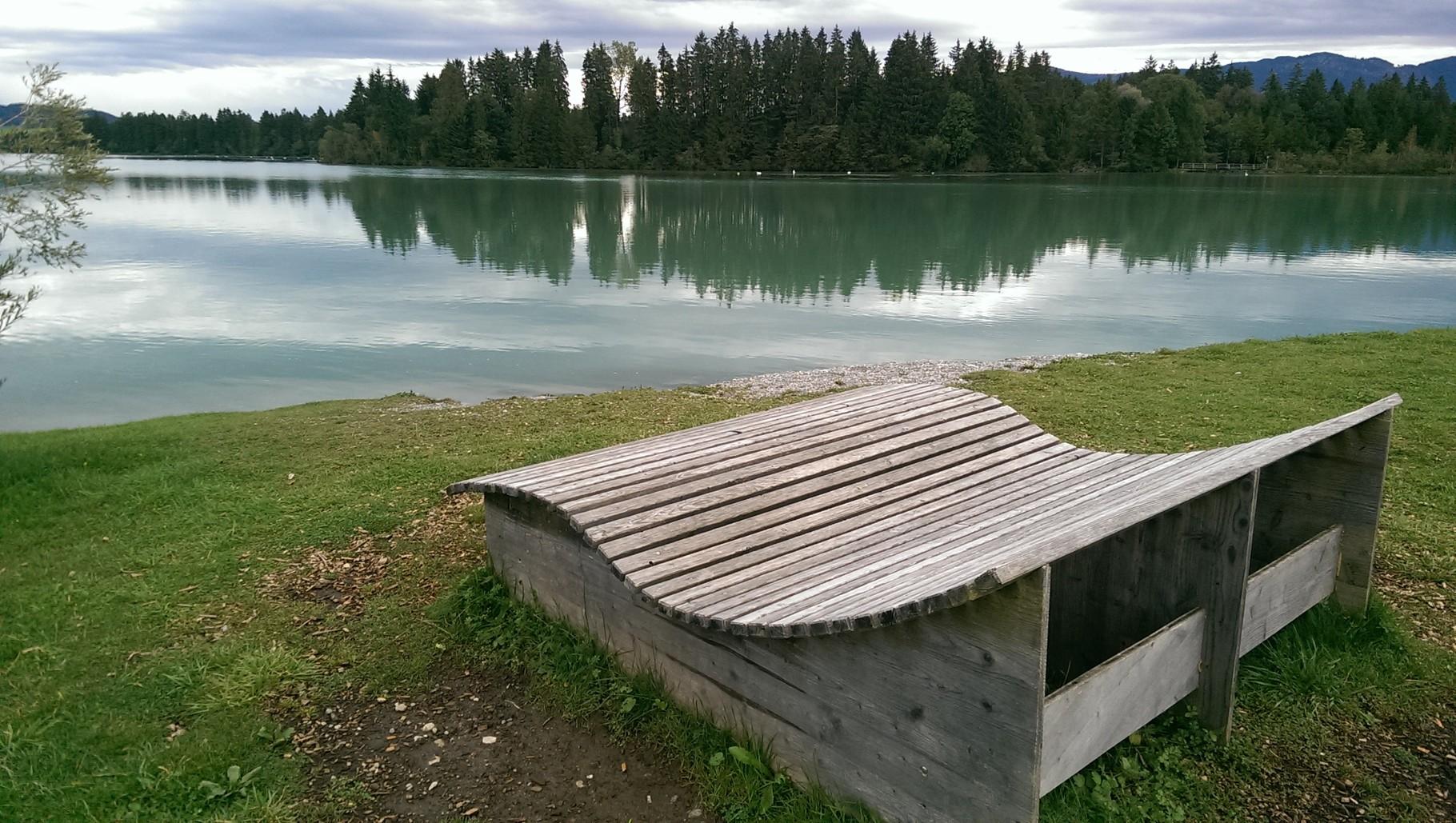 Chillen am Lechsee