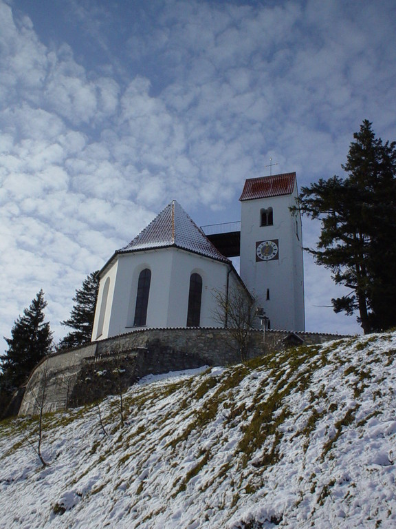 St. Georgskirche auf dem Auerberg