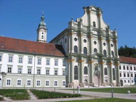 Kloster Fürstenfeld in Fürstenfeldbruck