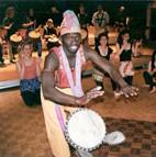 Percussion und Tanz – auch zum Mitmachen!