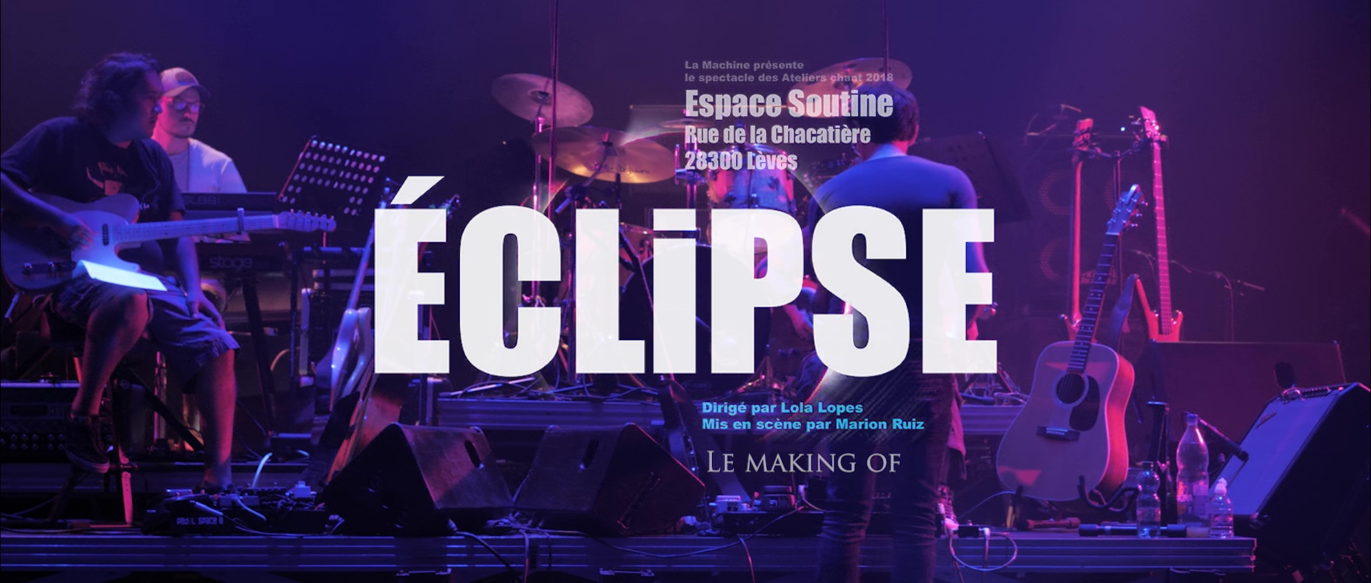 ECLIPSE - MAKING OF