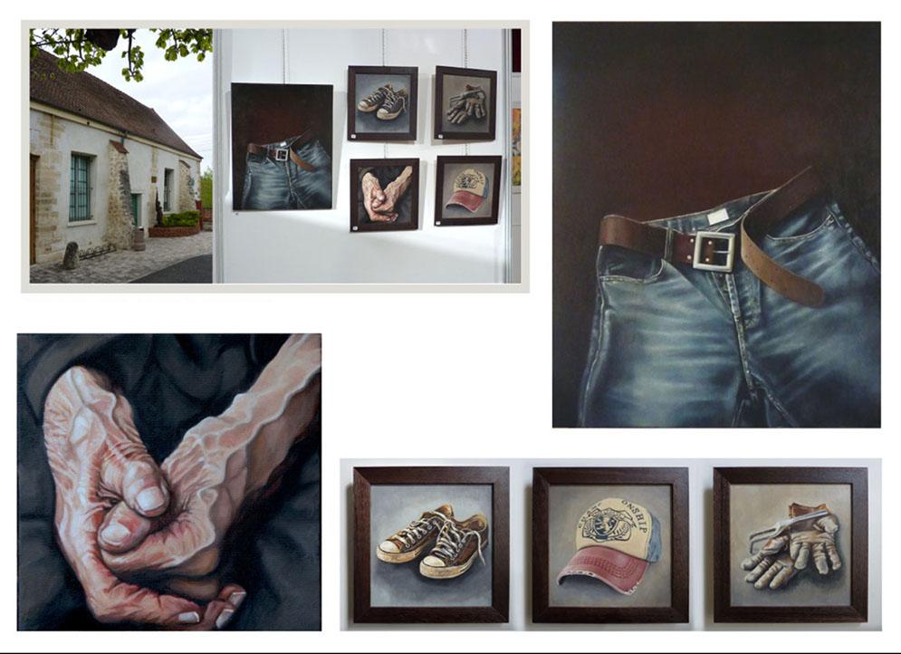 2015 - ART DE PRINTEMPS- PRESLES - Val d'Oise