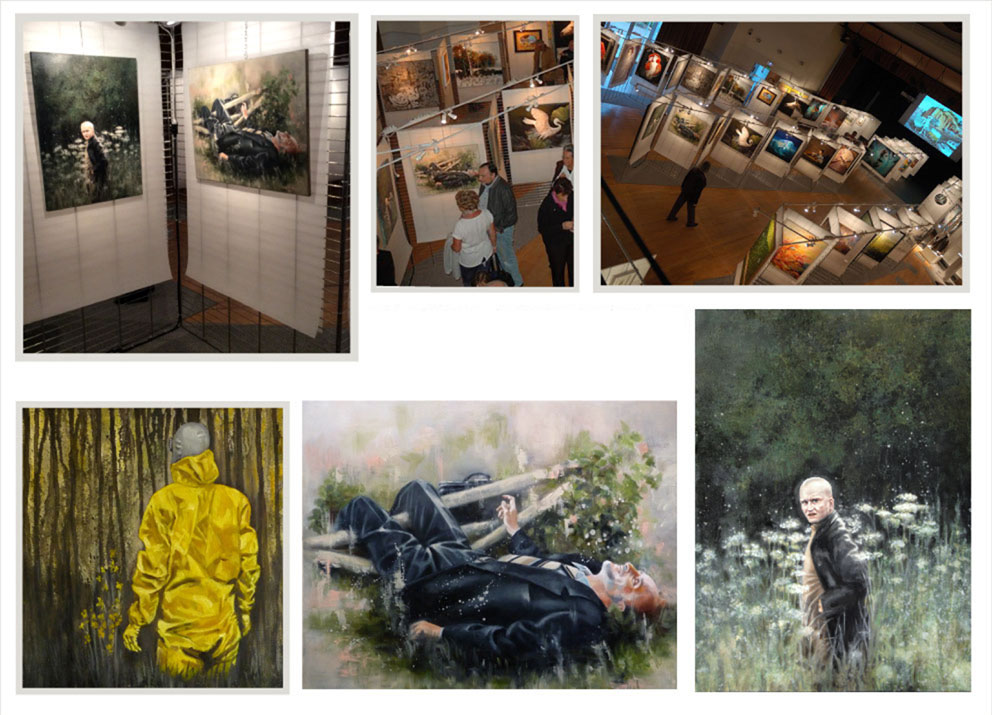 2017 - SALON DES ARTS DE PONTOISE - Val d'Oise