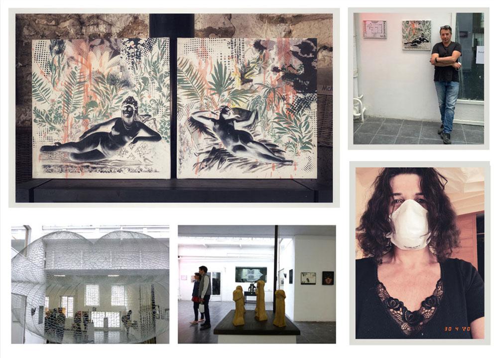 2020 - SALO VIII - salon du dessin érotique - PARIS