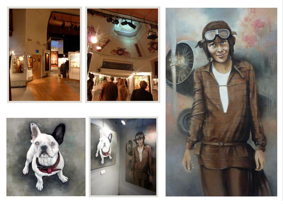 2016 - SALON DES ARTS DE PONTOISE - Val d'Oise