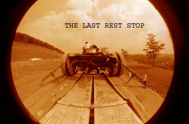 THE LAST REST STOP