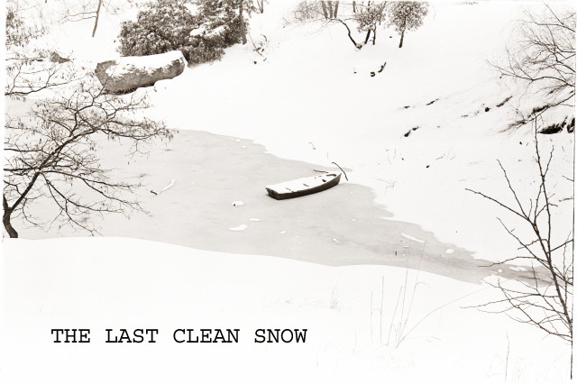 THE LAST WHITE SNOW