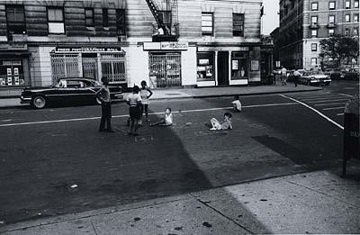 Harlem Street Scene, 1959