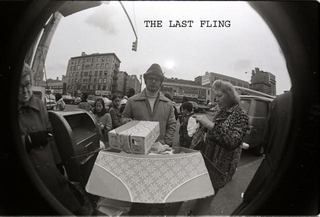THE LASY FLING