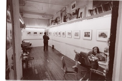 early gallery layout
