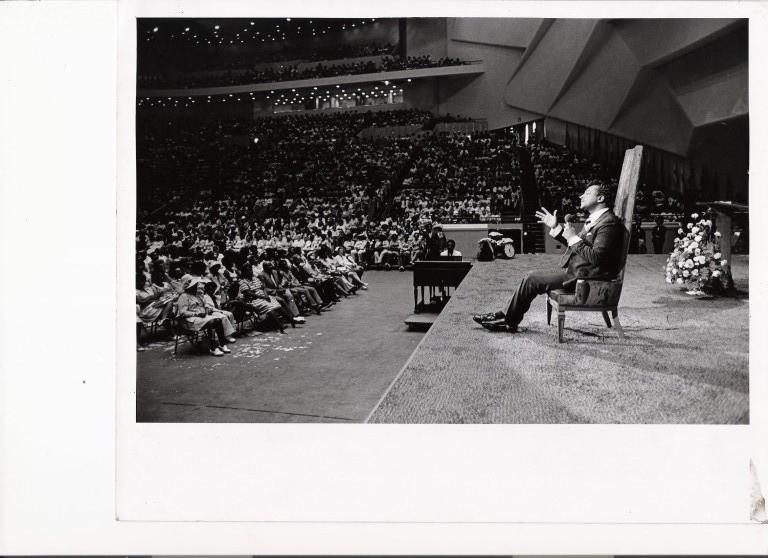 Rev. Ike/ image by Winston Wargas