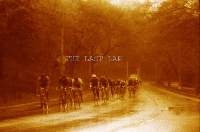 THE LAST LAP