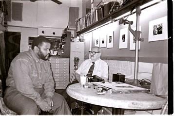 Dawoud Bey & Norman Rothchild