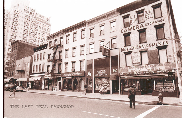 THE LAST PAWNSHOP ON THIRD AVE