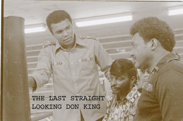 THE LAST PHOTO OF A STRAIGHT LOOKING DON KING
