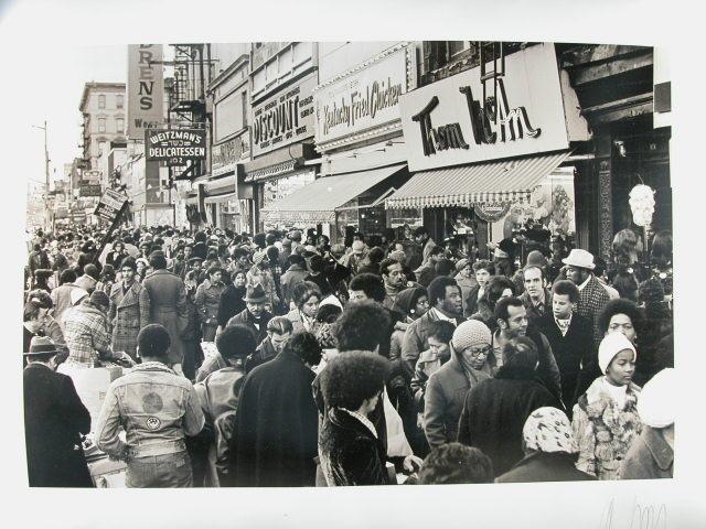 DELANCEY ST 1972