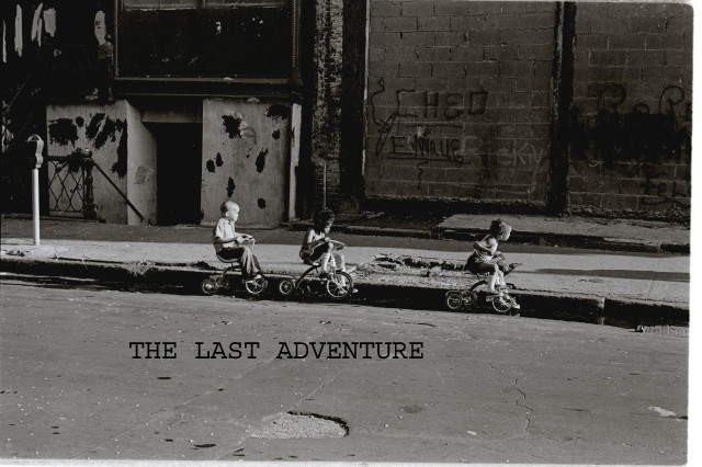 THE LAST LOST ADVENTURE