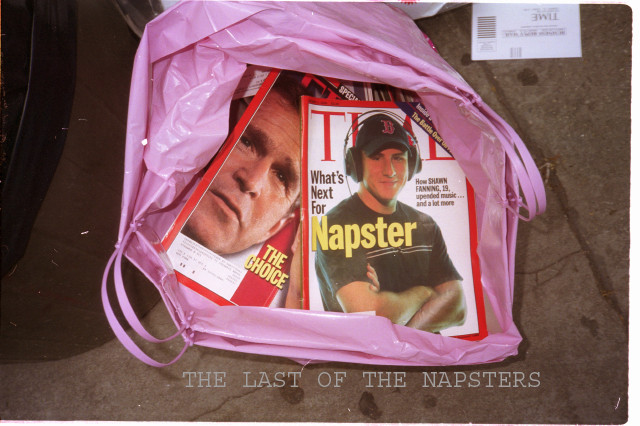 the LAST NAPSTER