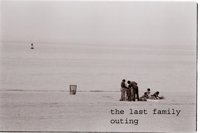 THE LAST PEACEFUL FAMILY OUTIING