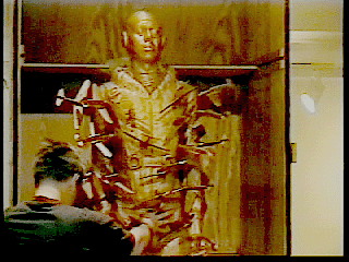 MICHAL RICHARDS ART WORK 1999