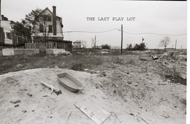 THE LAST PLAY LOT/ ARVERNE