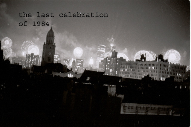 THE LAST CELEBRATION OF 1984