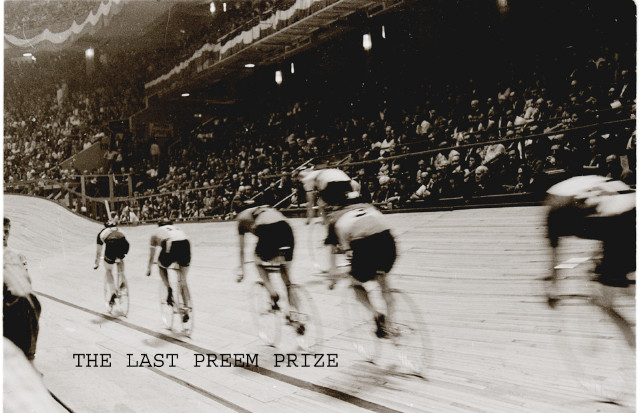 THE LAST 6 DAY RACE IN MADISON SQ GARDEN