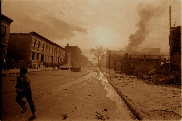 BROOKLYN RIOT 1972