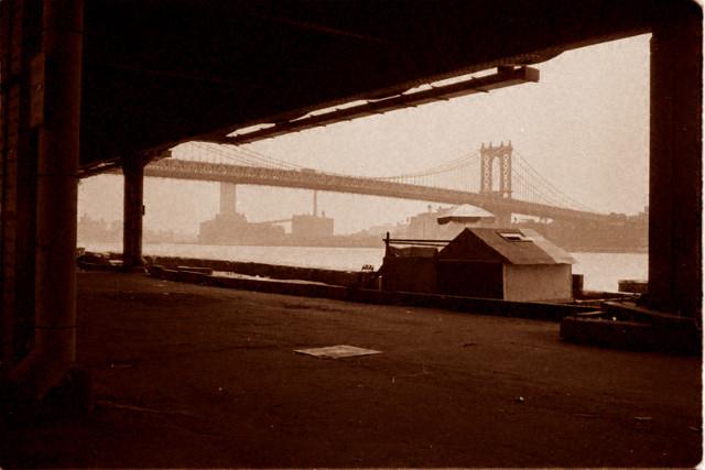 HOMELESS SHELTER NYC 1984