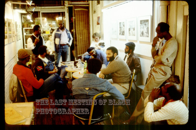 THE LAST MEETING OF BLACK PHOTOGRAPHERS @4TH ST