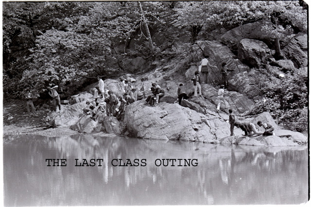 THE LAST CLASS OUTING