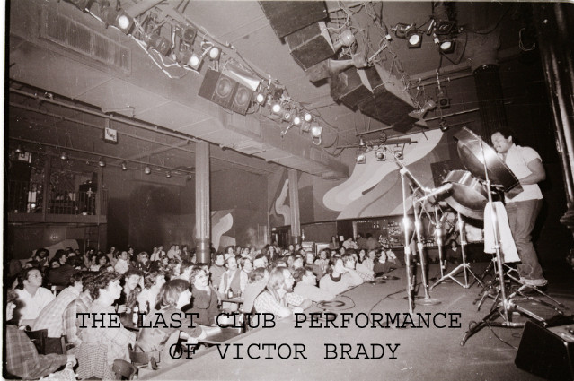 THE LAST OF THE BOTTOM LINE /VICTOR BRADY