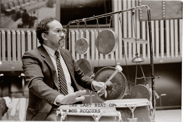 THE LAST BEAT IN THE UN OF ROD RODGERS