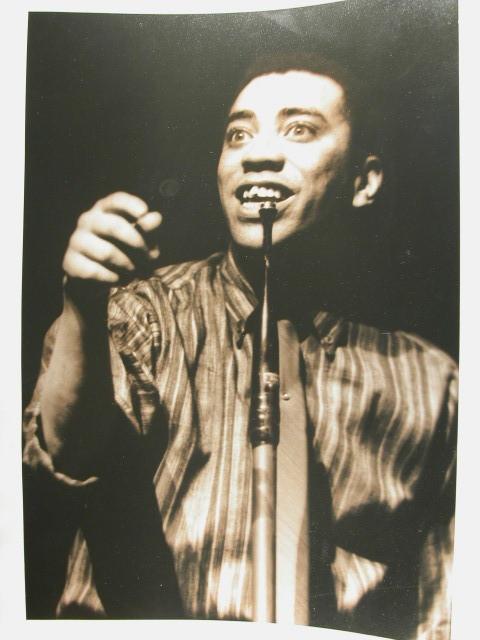 OSCAR BROWN JR APOLLO 1964