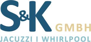S&K GmbH Jacuzzi Whirlpool Logo