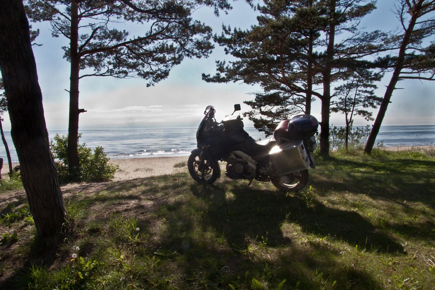lettischer Strand
