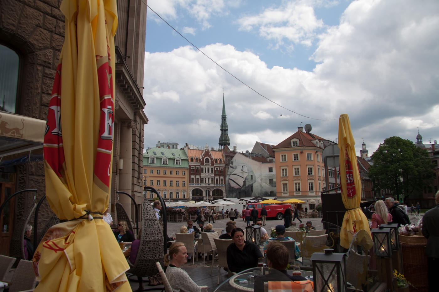 Riga ist ... traumhaft schön. Und deshalb zu Recht UNESCO- geadelt.