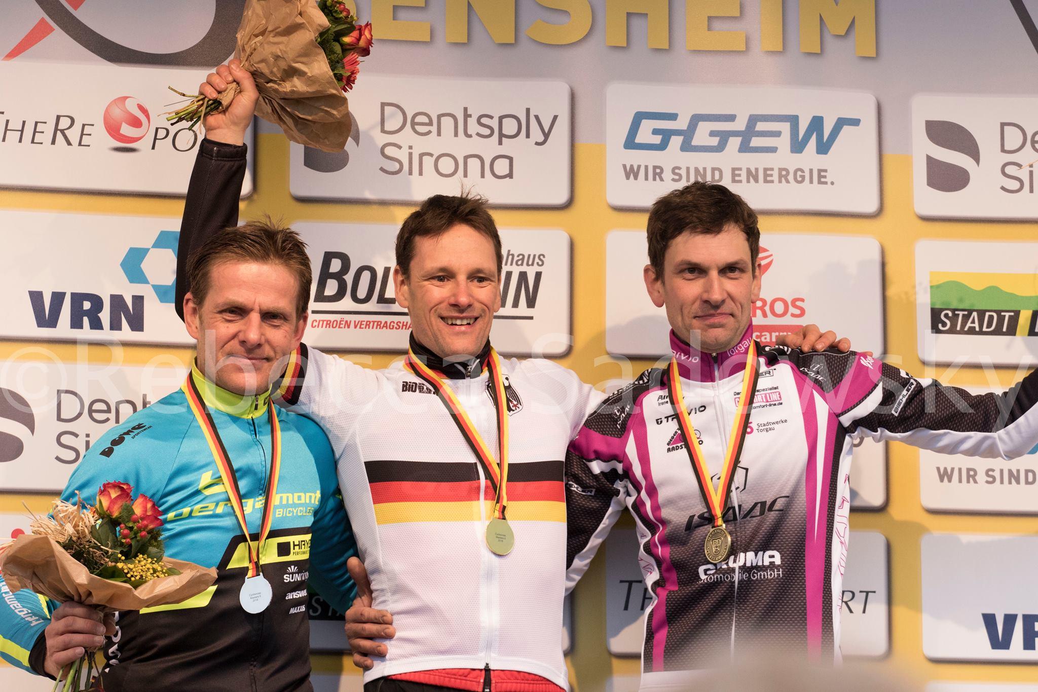 Bronzemedaillengewinner Karsten Volkmann