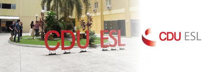 CDU ESL (Cebu Doctors University ESL Center)