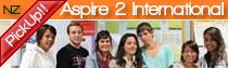 ニュージーランド注目語学学校(Aspire 2 International)