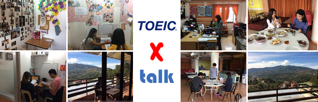 TOEIC留学のTALK Academy