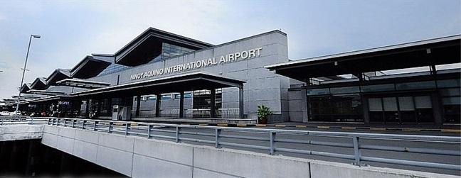 マニラ空港(ニノイ・アキノ空港)ターミナル3