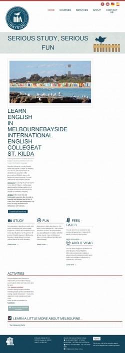 Bayside International English College