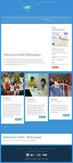 Whitsundays College of English
