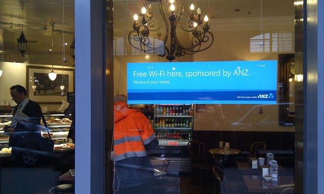 無料インターネット環境が充実