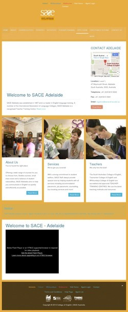 South Australian College of English